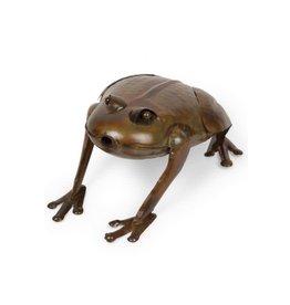 Metal Garden Frog, India