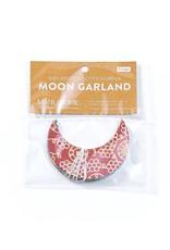 Moon Cotton Garland, India