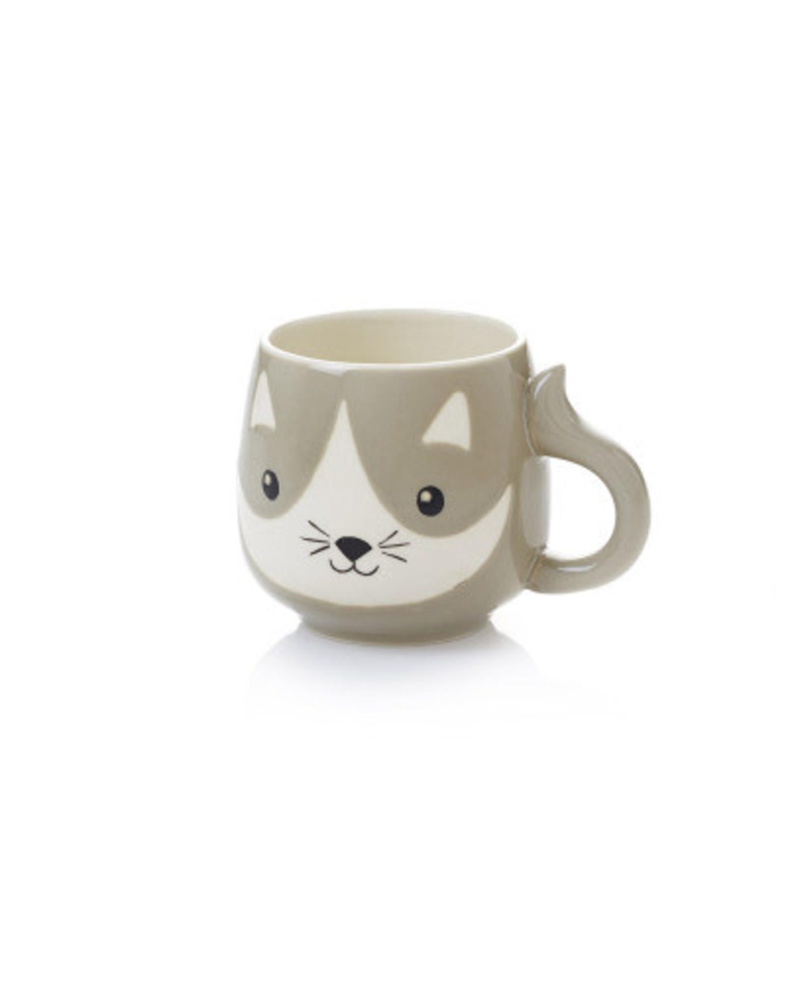 Little Whiskers Ceramic Mug, Vietnam