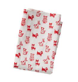 Hot Dog Dish Towel, Nepal