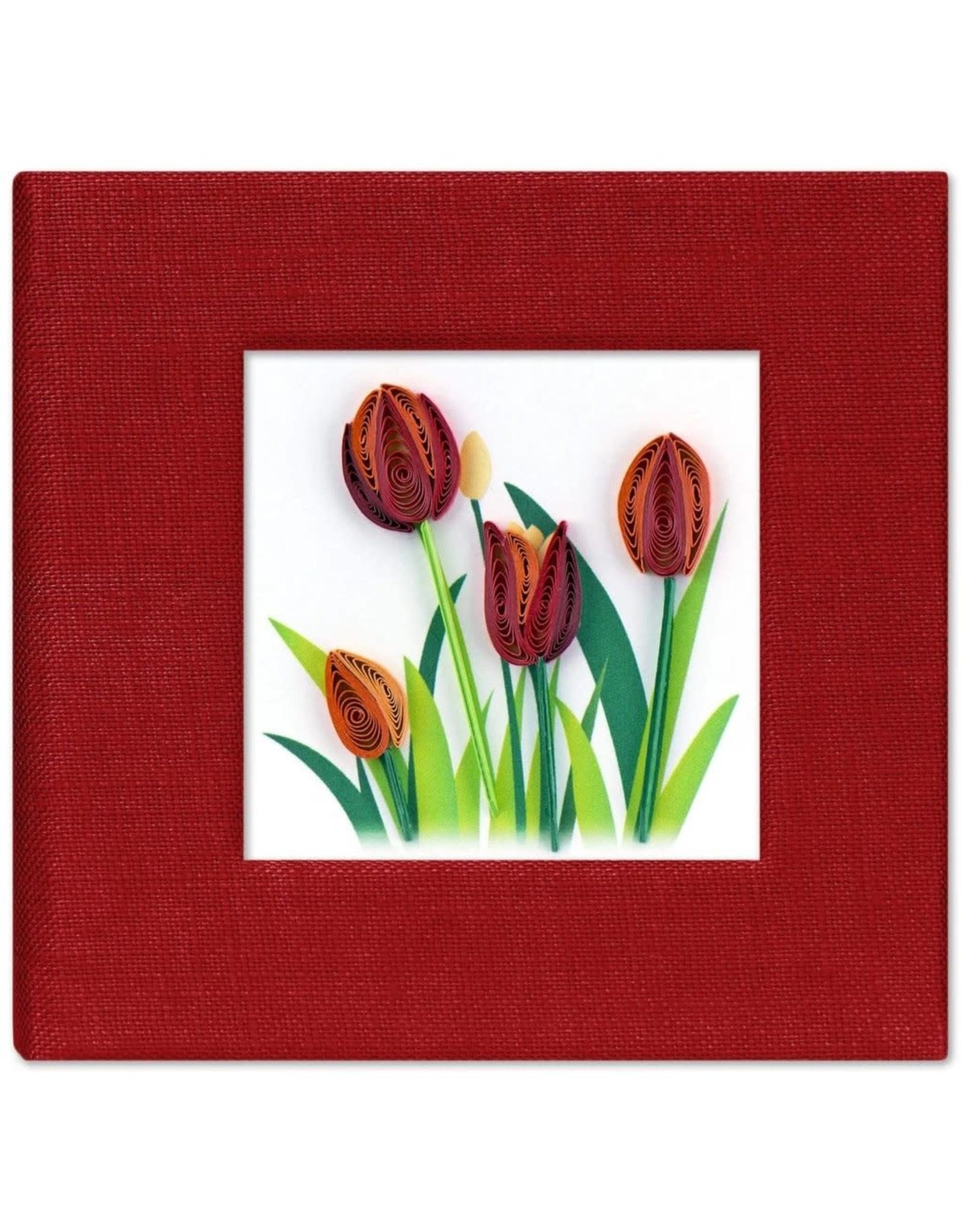 Quill Post It Notes, Red Tulip, Vietnam