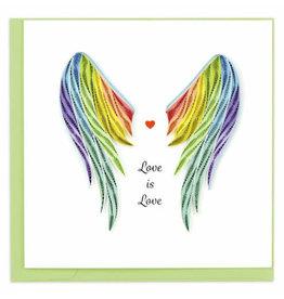 Pride Wings Quilling Card, Vietnam