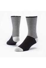 Recovery Organic Cotton Striped Socks