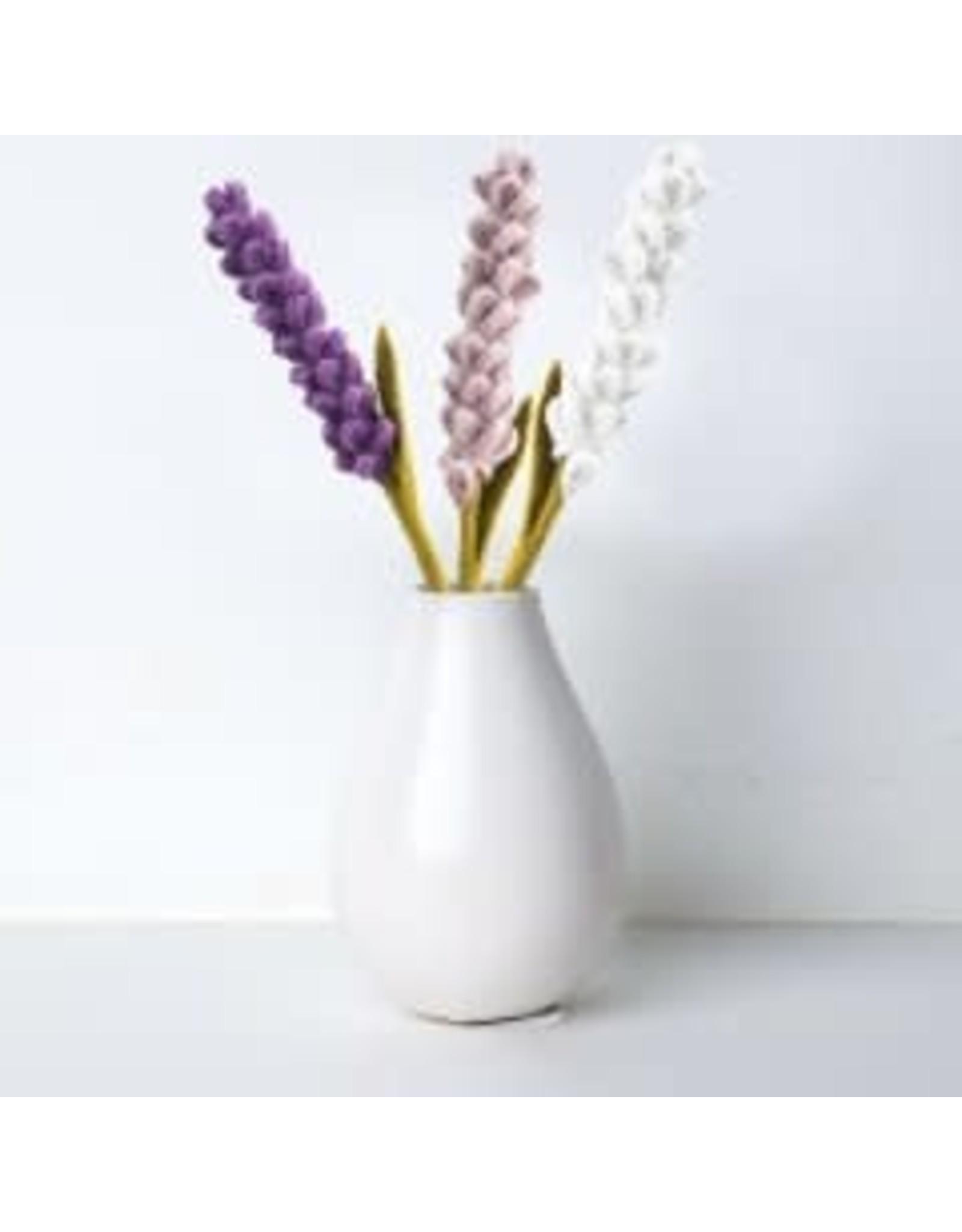 Felt Lavender Flower, Nepal