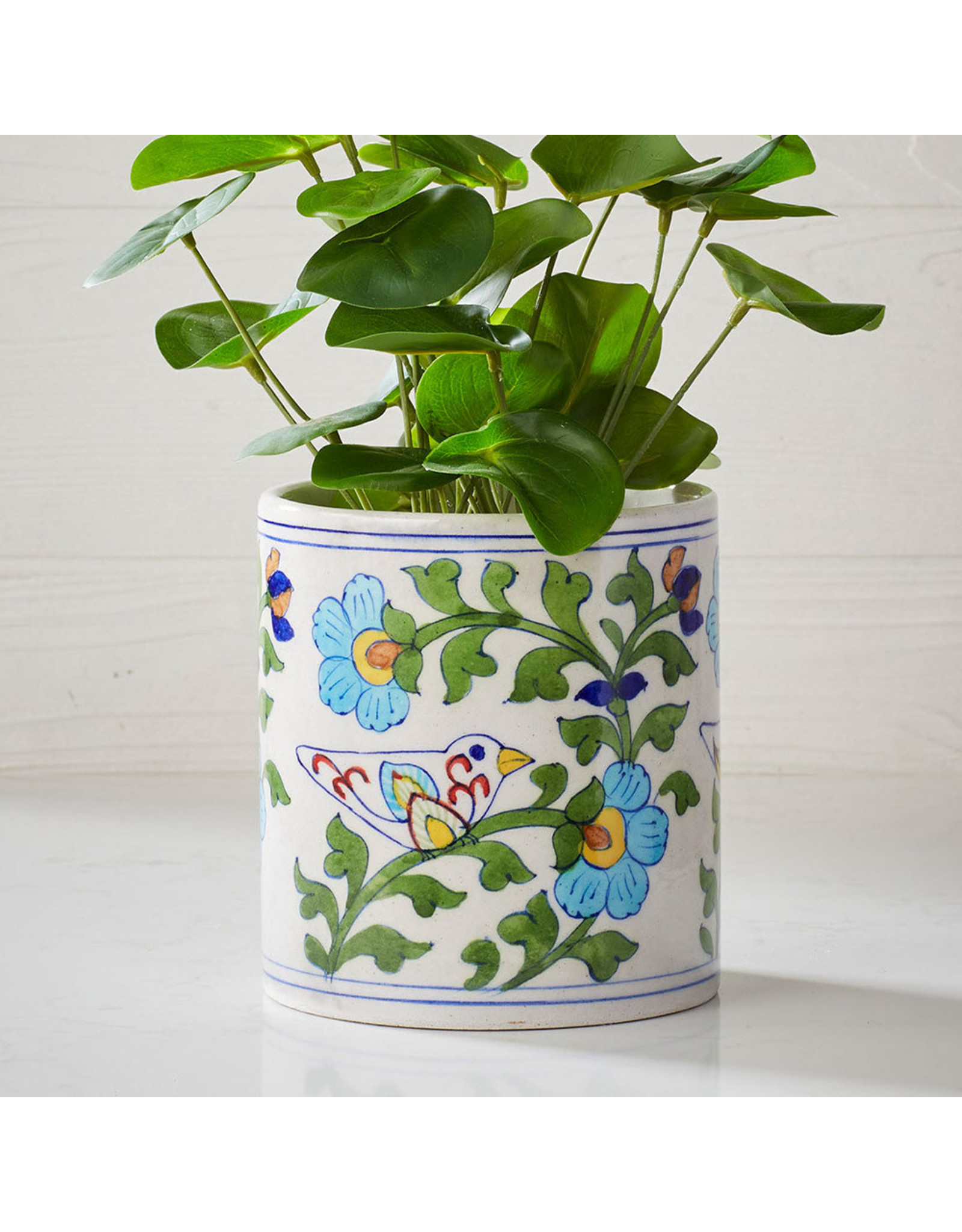 Chidiya Ceramic Planter, India