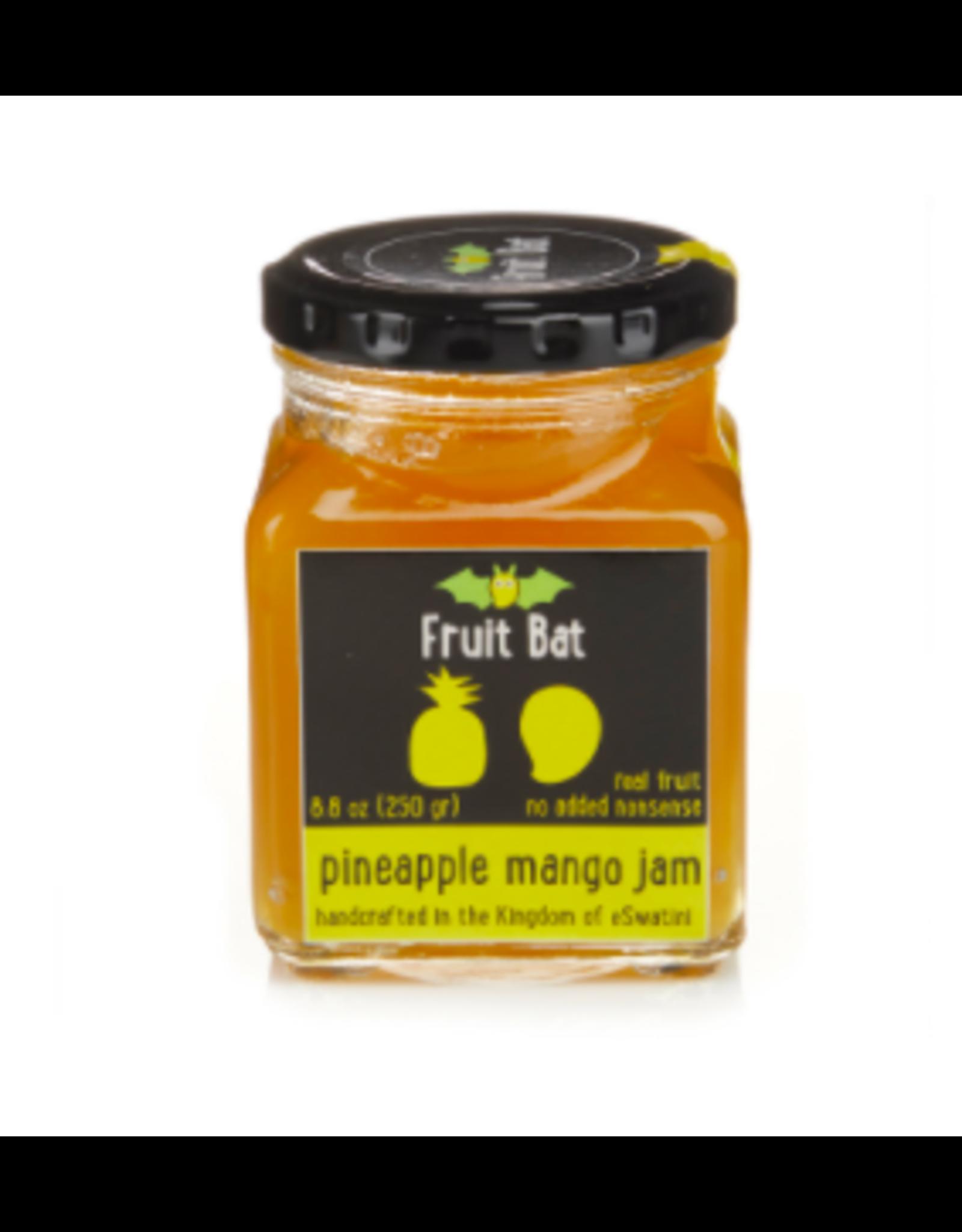Mango and Pineapple Jam