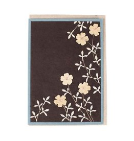 Field of Flowers Card, Philippines