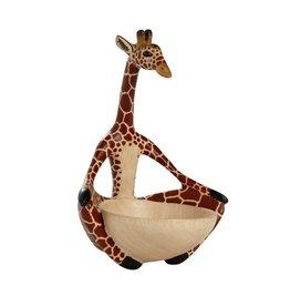 Yoga Giraffe Bowl, Kenya