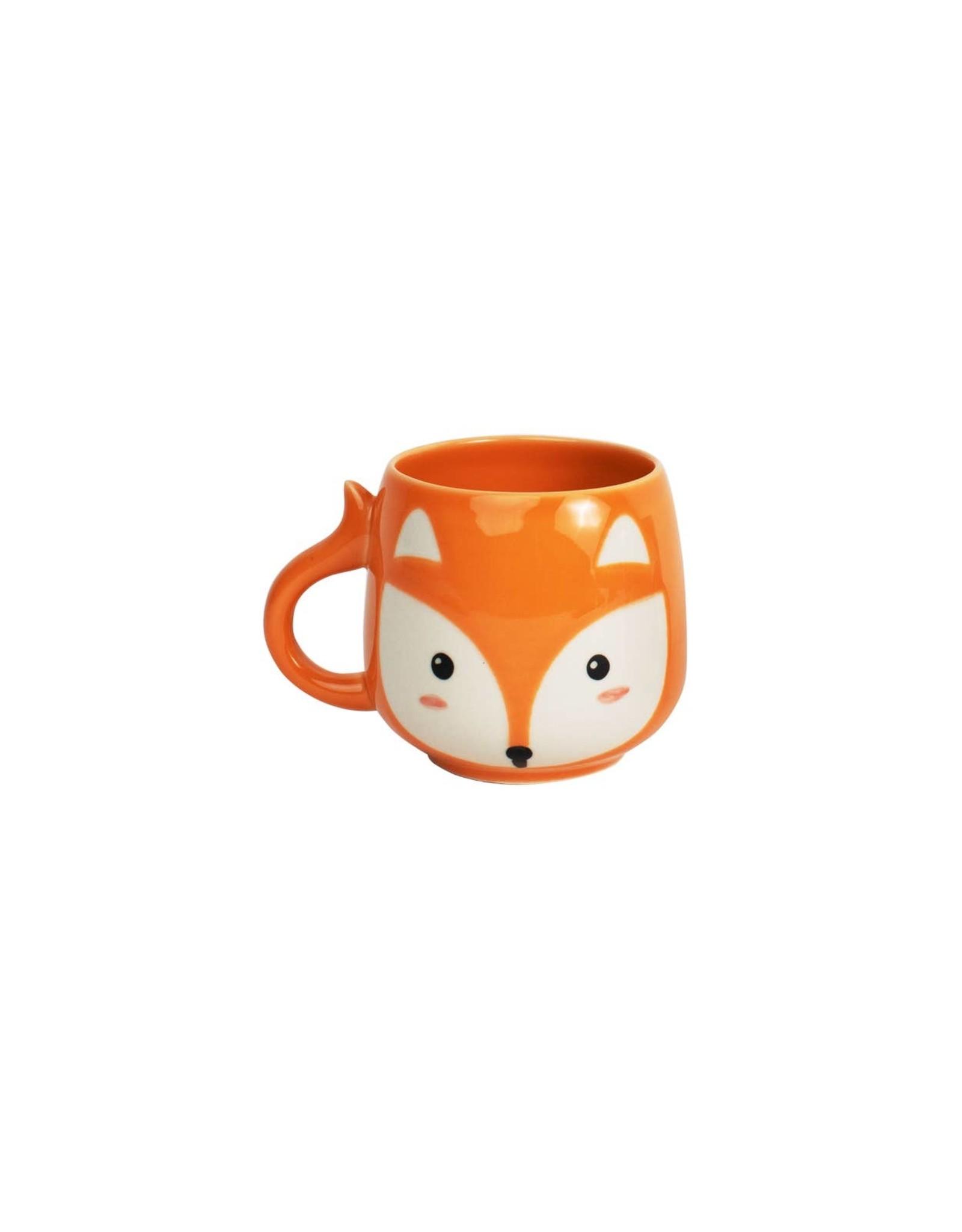 Fox Ceramic Mug, Vietnam