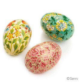 Bright Garden Kashmiri Eggs, India