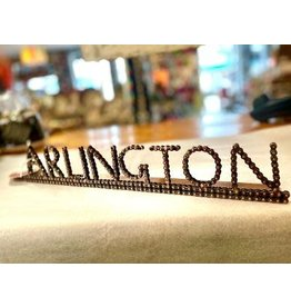 Arlington Bicycle Chain, Desk Art