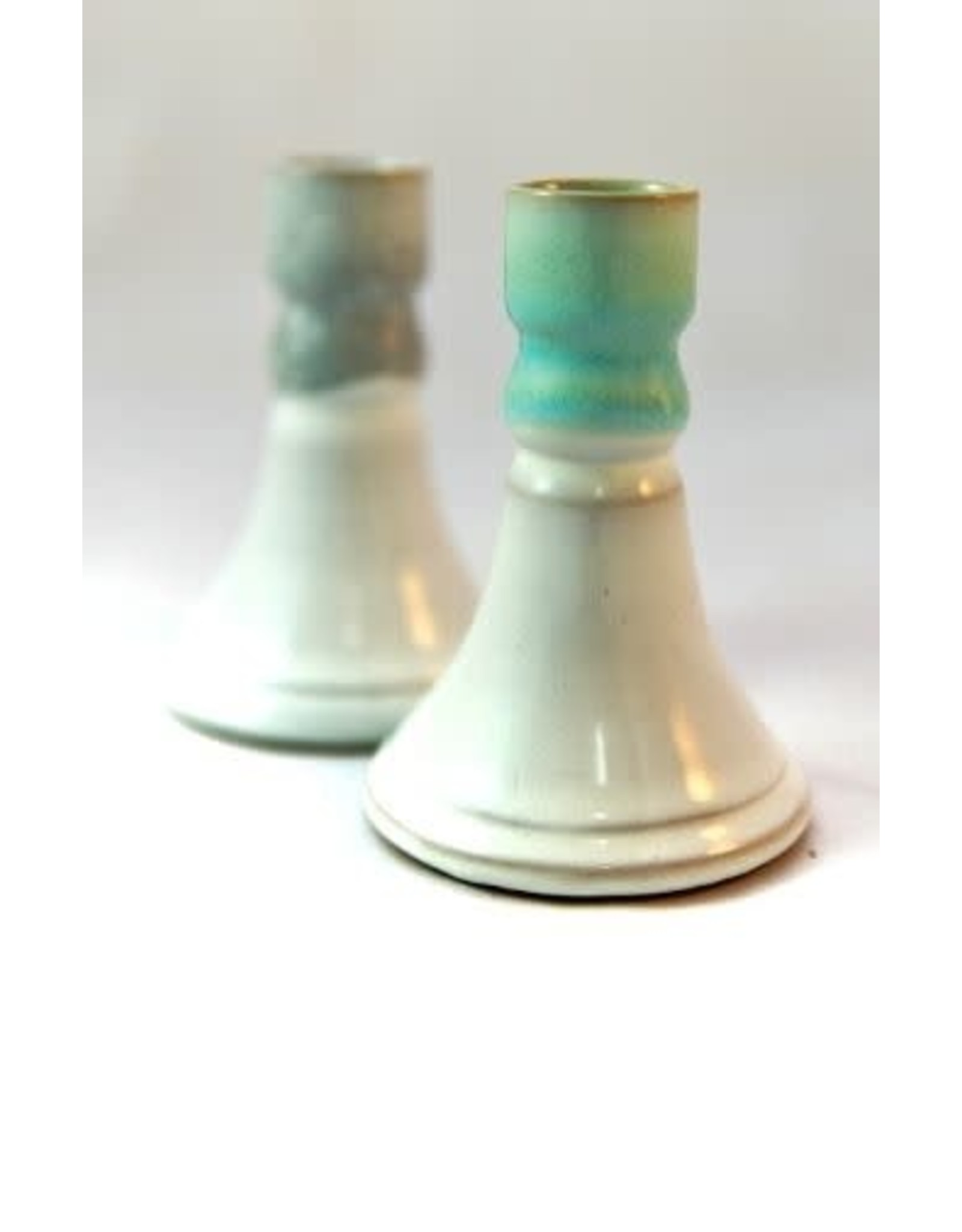 Ceramic Candle Holder, Nepal