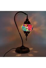 Turkish Mosaic Desk Lamp