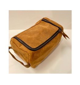 Leather Toiletry Bag, India