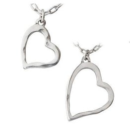 Mother & Daughter Cut Out Necklaces, Set of 2, Thailand