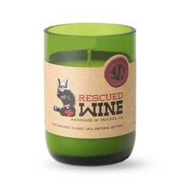Rescued Soy Candle, Malbec