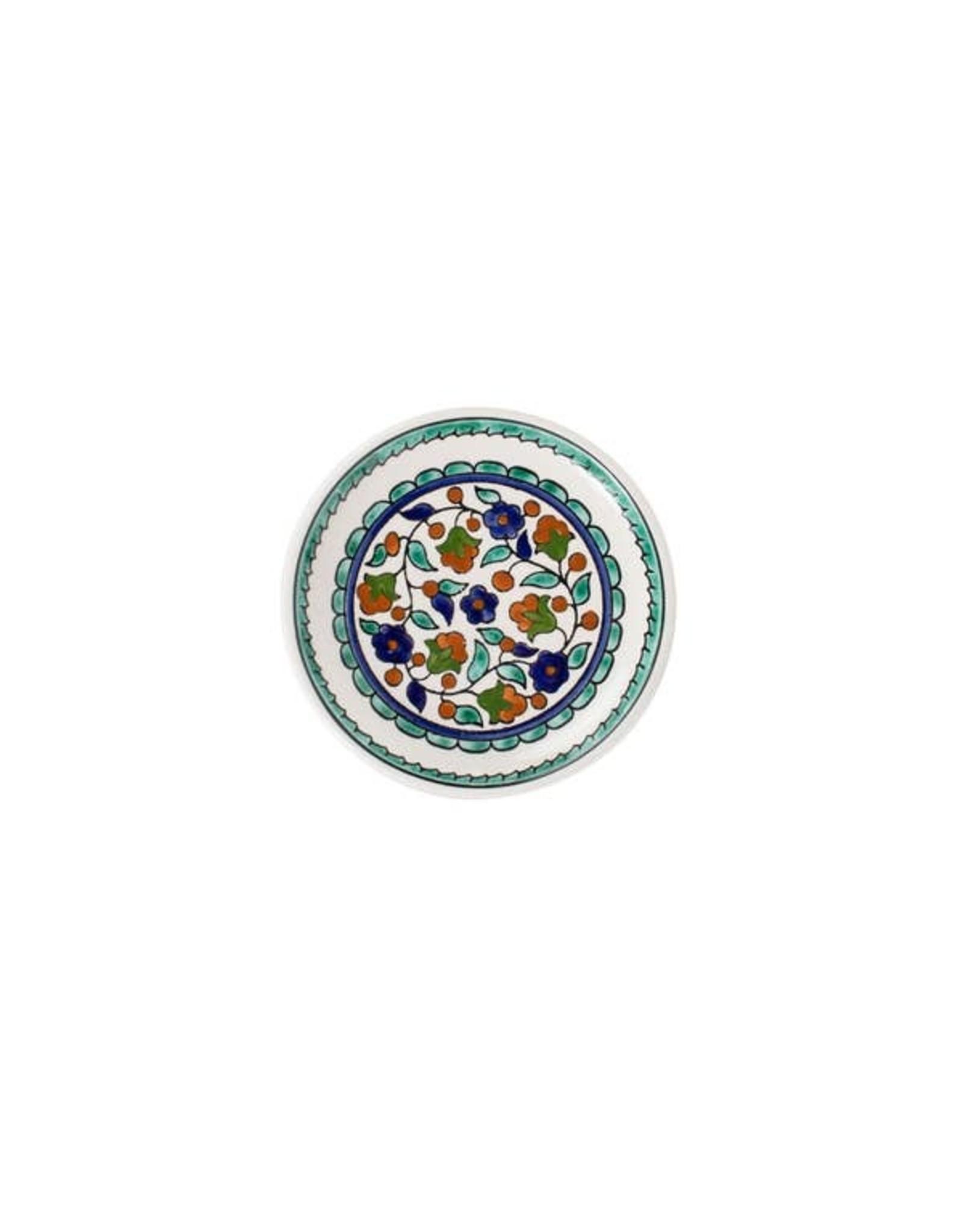Folklore Ceramic Dish, West Bank