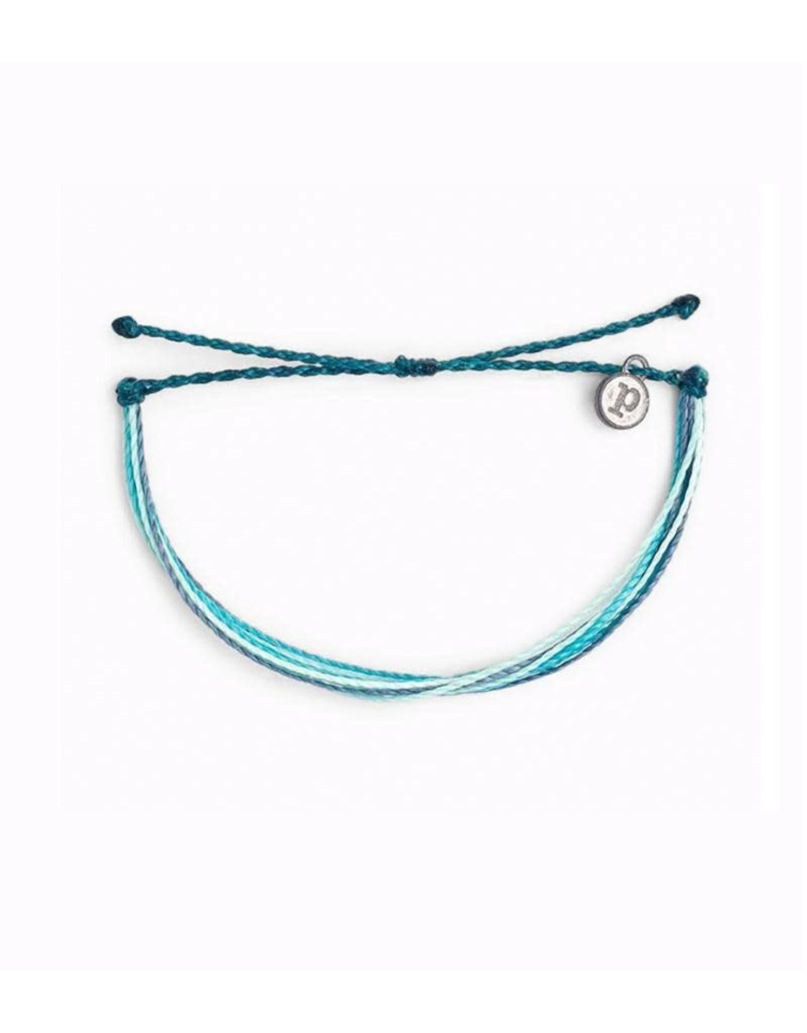 Pura Vida, Muted Original Bracelet, Marina