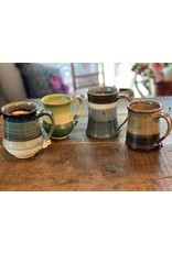 Scott Kaye's Coffee Mug, Assorted Colors/Patterns, Local