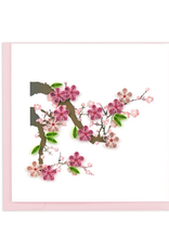 Cherry Blossoms Quilling Card, Vietnam