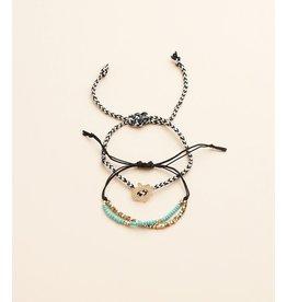 Nitara Bracelets - Hamsa (Set of 2)