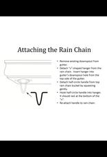 Watercourse Rain Chain, India