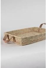 Rectangle Handled Basket, Bangladesh