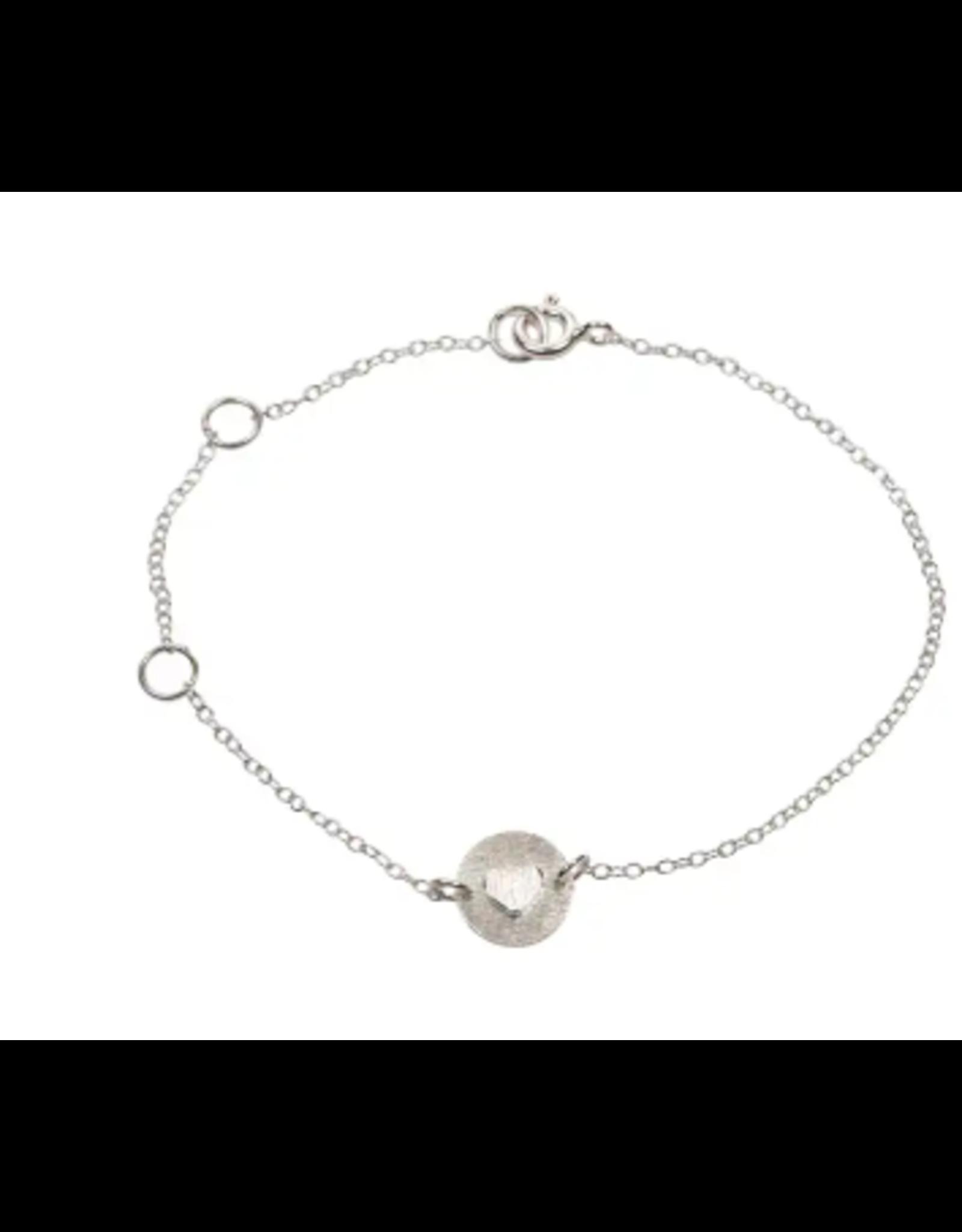 Sterling Silver Sweetheart Bracelet, Indonesia