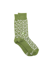 Socks that Plant Trees, Bright Green