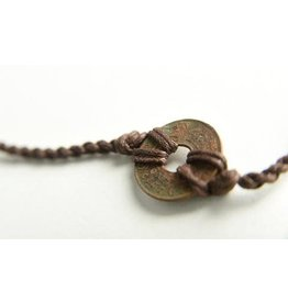 Coin Anklet/Bracelet, Uganda