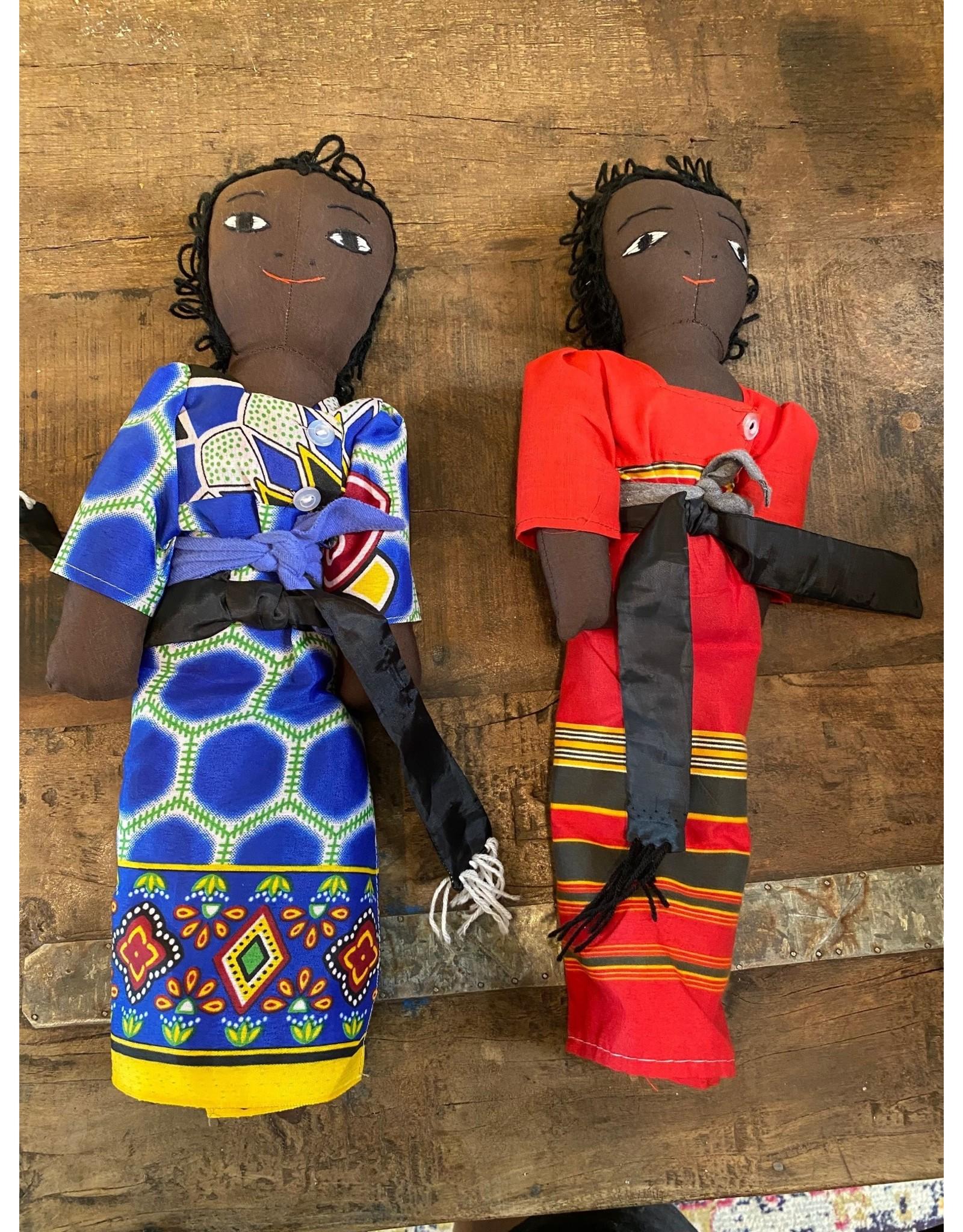 Handmade Doll, Parent, Uganda