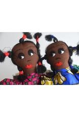 Handmade Doll, Girl, Uganda