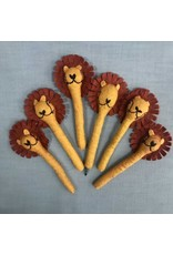 Assorted Felt Animal Pencil Toppers,
