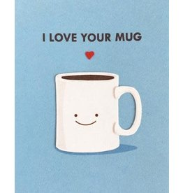 Good Paper I Love Your Mug Greeting Card, Philippines