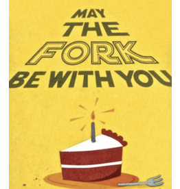 Fork Be With You Birthday Card, Philippines