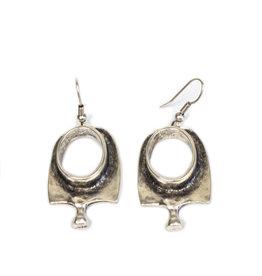 Romanex Silver Plated Earrings, Turkey