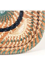 Medium Square Marcela Tray Basket, Guatemala