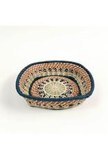Micaela Pine Needle Basket, Guatemala