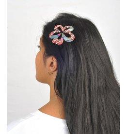 Open Petal Kimono Hair Clip, Japan