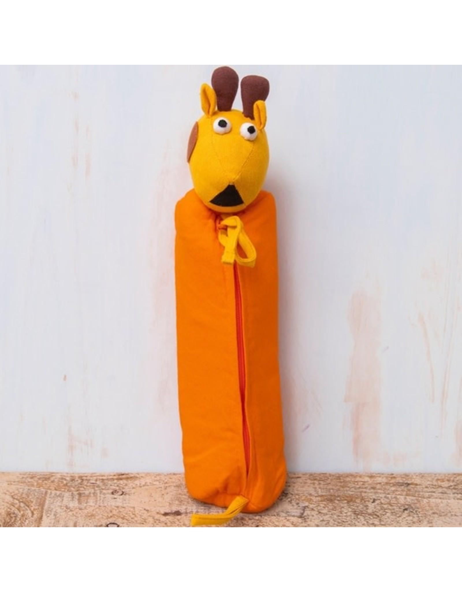 Mr. Ellie Pooh Pencil Case Giraffe, Sri Lanka