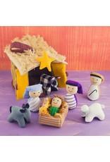 Mr. Ellie Pooh Playhouse Set Nativity, Sri Lanka