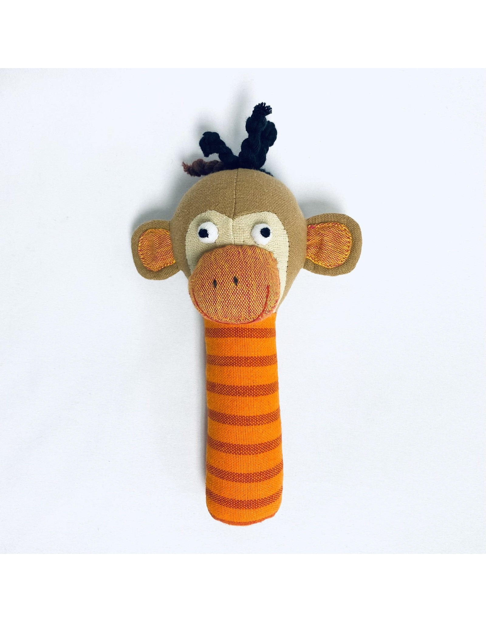 Mr. Ellie Pooh Stick Rattle Monkey, Sri Lanka
