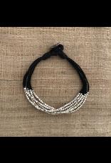Illuminate Bracelet, Karen Silver