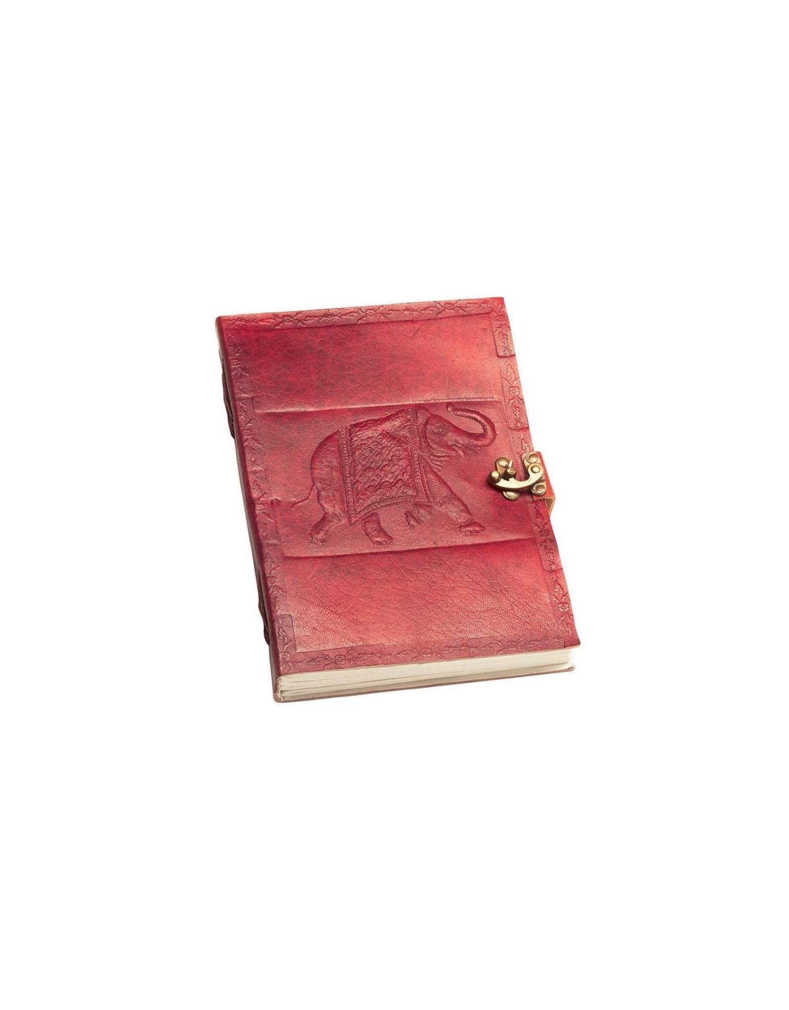 Leather Elephant Journal, India