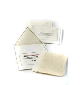 Silk Soap Paper