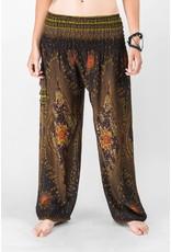 Elephant Pants, Peacock Brown