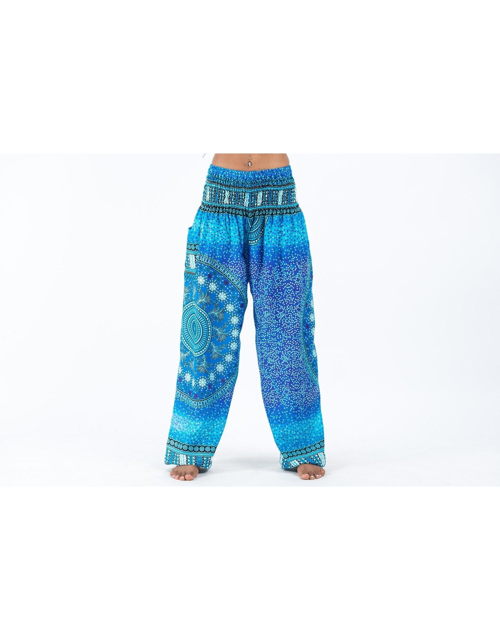 Elephant Pants, Chakras Blue, Thailand