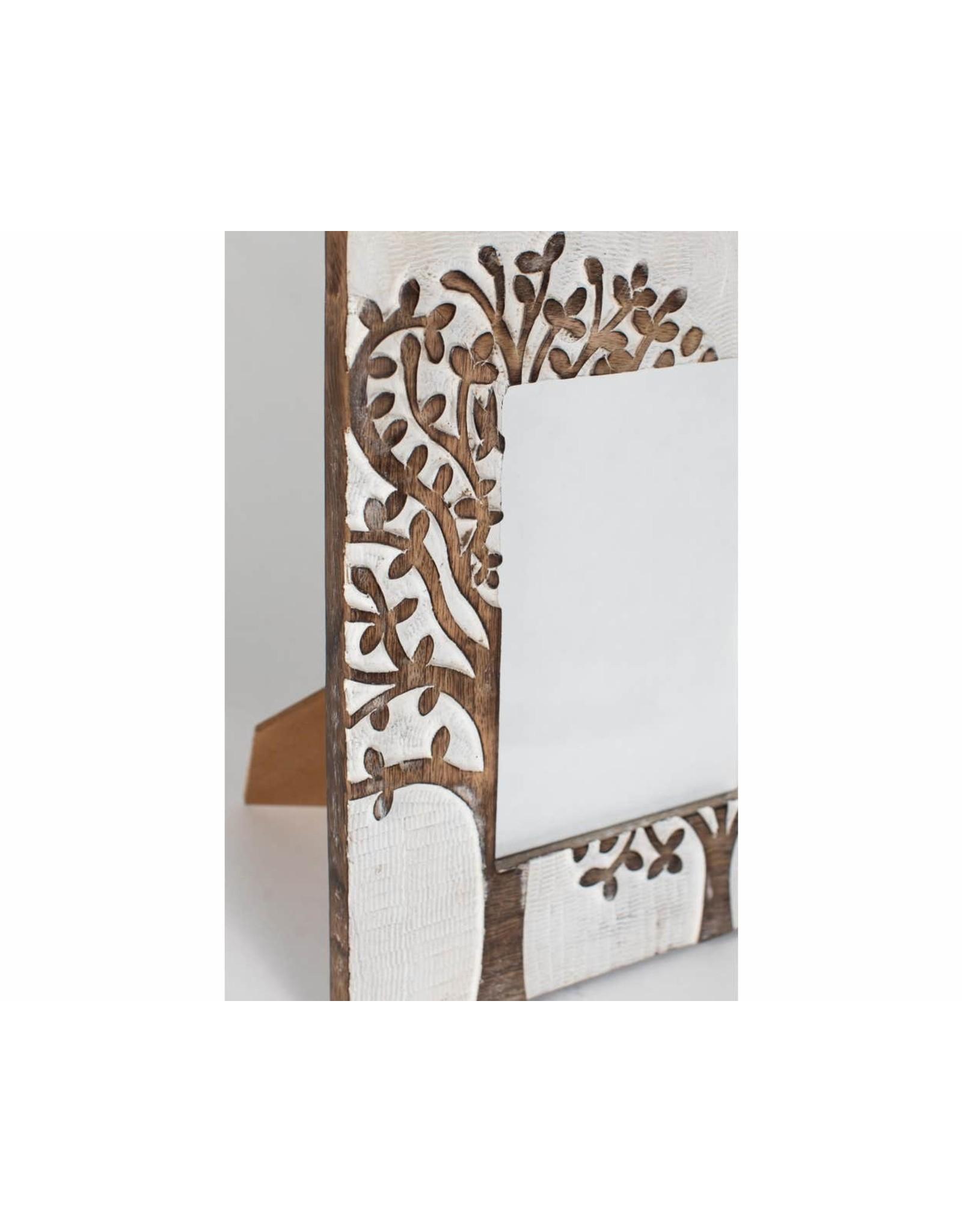 Mango Wood Tree Frame, India