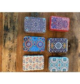 Turkish Tin w/ Soap
