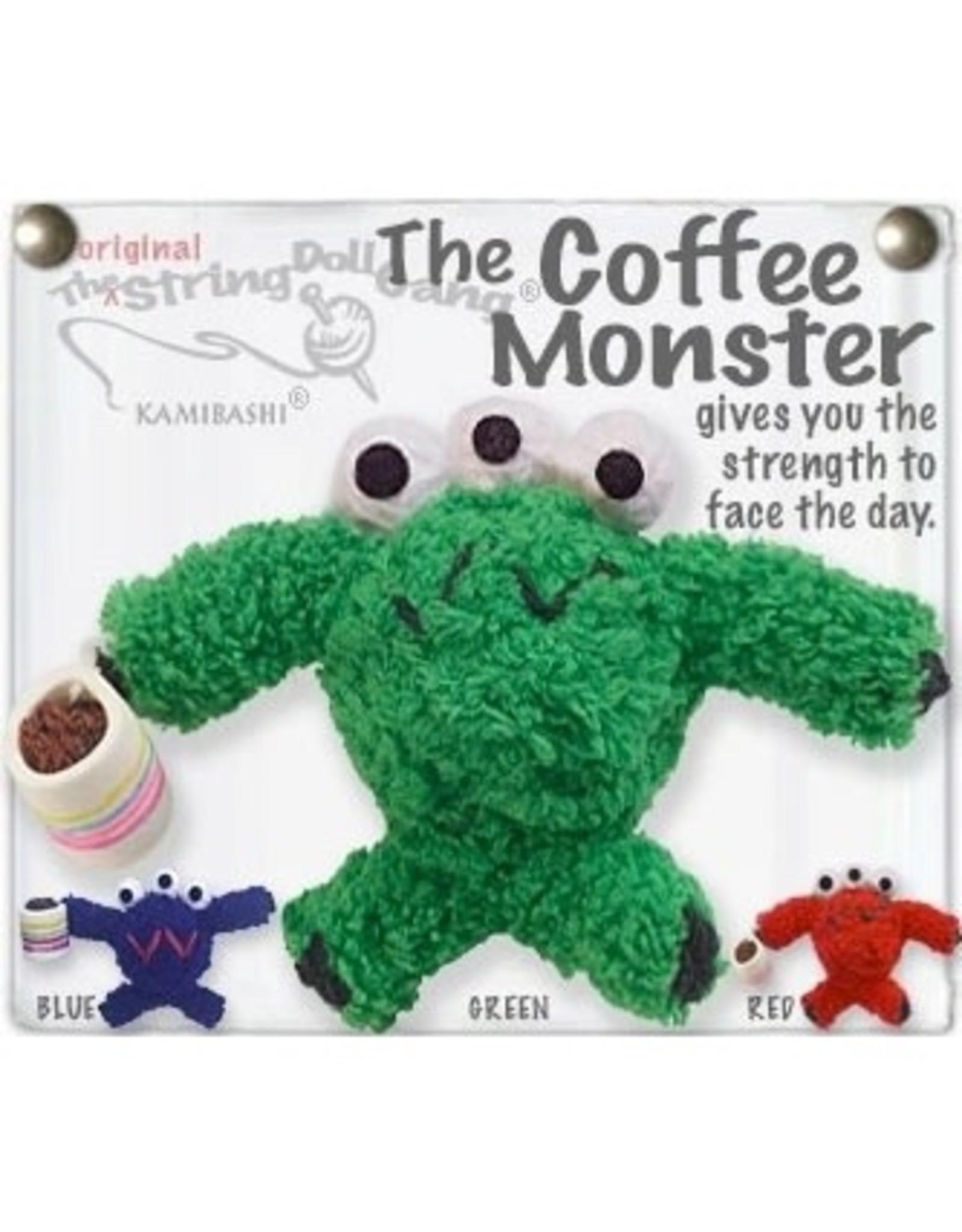 Stringdoll Coffee Monster